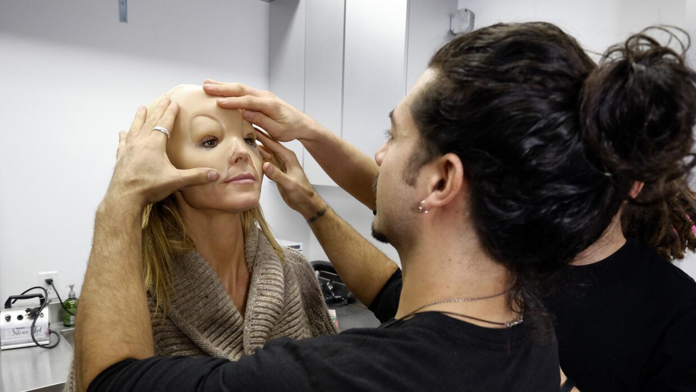 Heidi Klum genera más expectativa por su disfraz