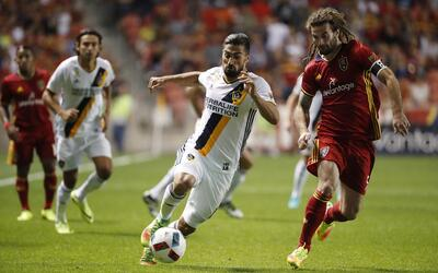 El Galaxy promete ser un duro escollo para Real Salt Lake.