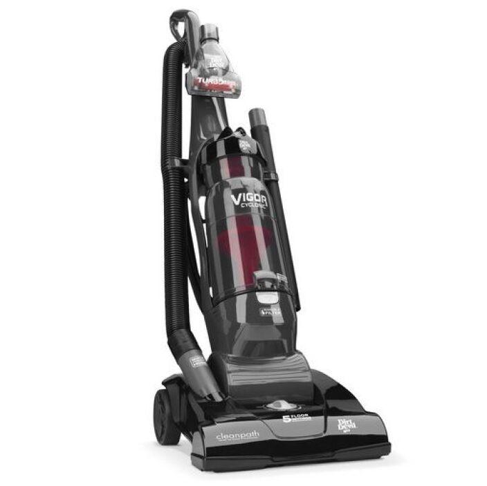 5. Dirt Devil Vacuum Vigor irá de 150 dólares a solo 59, tanto en línea...
