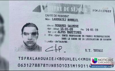Nuevos detalles del atentado en Niza