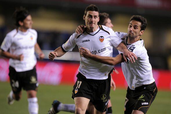 Para la campaña 2011-2012, el cuadro del Valencia fue el equipo que más...