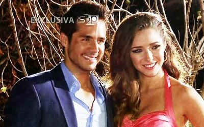 José Ron y Ariadne Díaz no se ponen de acuerdo y dan las versiones de su...