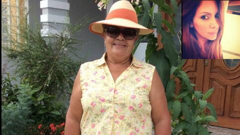 Descanse en paz, doña Elena Santos.
