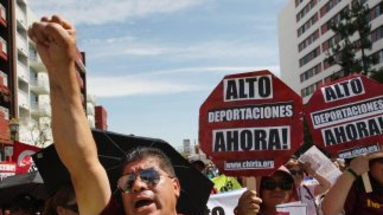 La Acción Ejecutiva ampara de la deportación a unos 5 millones de indocu...