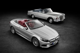 Mercedes-Benz Clase S Cabriolet 2017