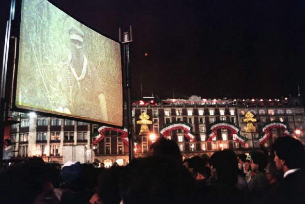 Este año, la celebración del 20 aniversario del alzamiento zapatista se...