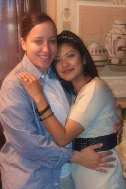 Las dos viven juntas hace tres años en la ciudad de Las Cruces, N...
