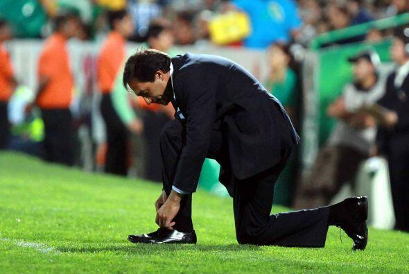 Dos años más tarde el Querétaro perdió la ca...