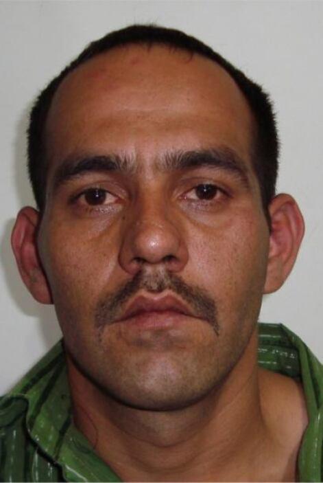"""Otros cinco más fueron detenidos; se trata de Francisco Heras Beltrán, """"..."""