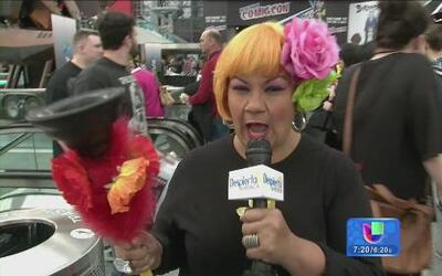 Boquita se fue a la feria de Comics más divertida de Nueva York