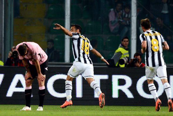 Los goles fueron obra de Leonardo Bonucci y Fabio Quagliarella.