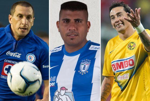 América, Monterrey y Pumas de la UNAM serán los equipos que con más elem...