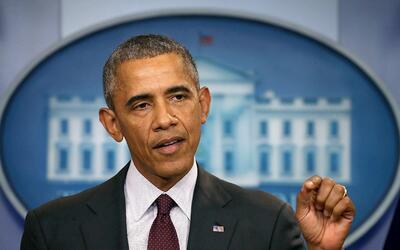 En vivo desde la Casa Blanca la última rueda de prensa del presidente Ba...