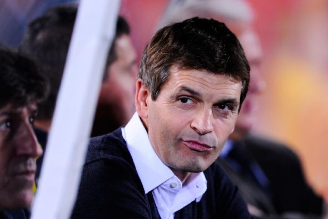 El técnico de esta semana es Tito Vilanova, quien llevó al Barcelona a t...