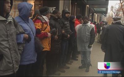 Manifestación paralizó la Ave. Michigan