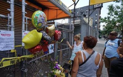Pesar por muerte de trabajador dominicano en Washington Heights