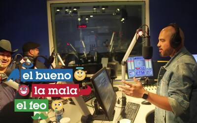 Hablando de besos con Ricky Martin