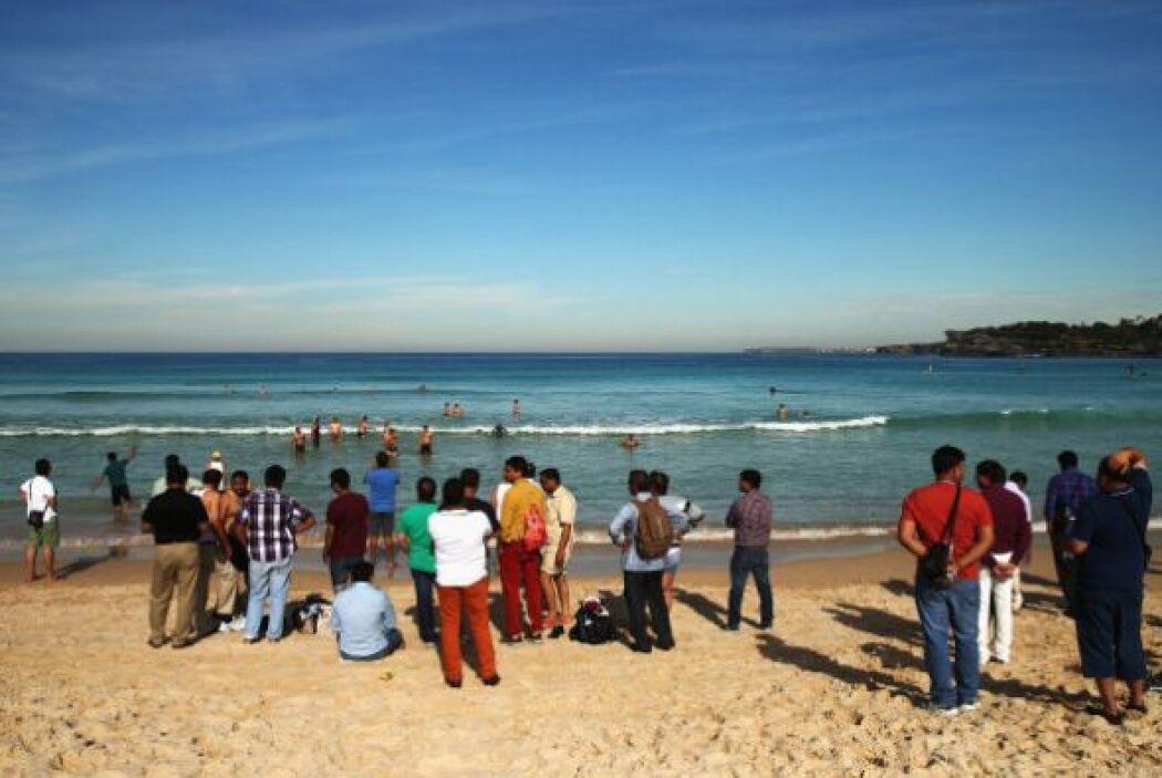 9. AUSTRALIA. Los trabajadores de la iniciativa privada trabajan un prom...