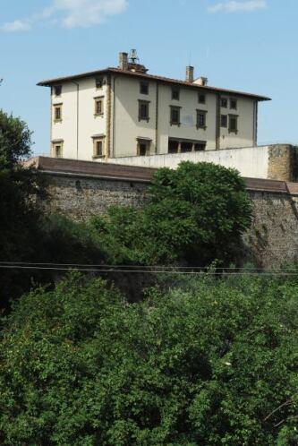 El Forte di Belvedere en Florencia, un lugar espectacular.Vota aquí por...