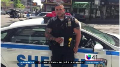 Miguel Pimentel, NY Sheriff's Office