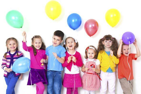 Celebrar es siempre una buena excusa para reunirse. Si tus hijos son &qu...