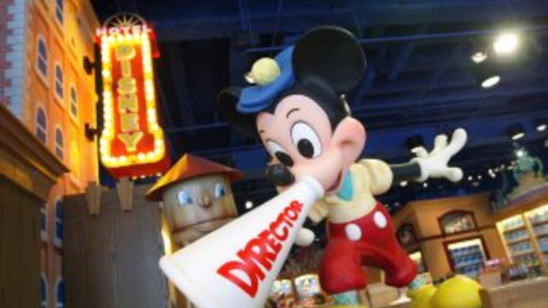 Por ahora ningún portavoz del estudio del ratón Mickey confirmó esta inf...