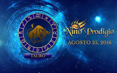 Niño Prodigio – Tauro 25 de Agosto, 2016