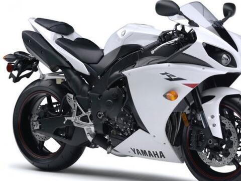 09.- Yamaha YZF R1: 179 caballos de fuerza - 170 millas por hora