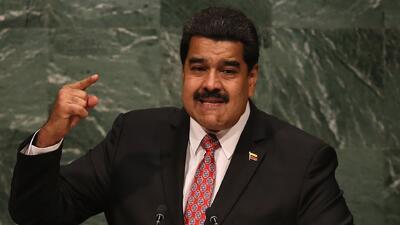 """Nicolás Maduro pide el despido de los """"traidores"""""""