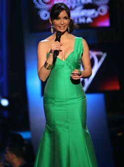 El estilo que Giselle eligió para esta ocasión fue un vestido tipo sirena.