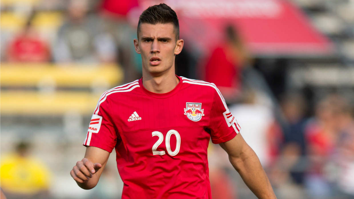 Matt Miazga, New York Red Bulls