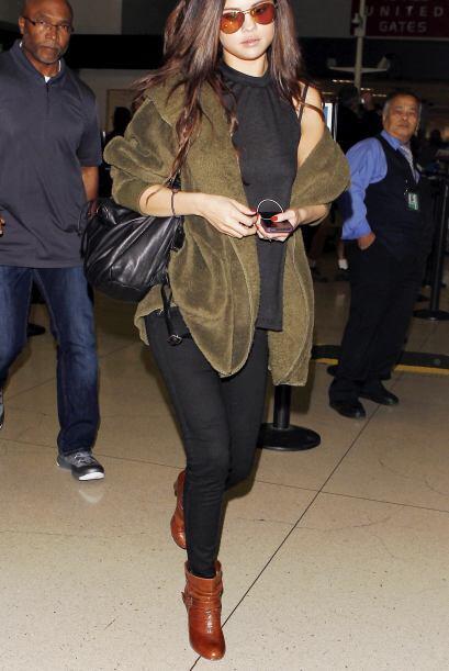 ¡De quien cada vez nos hacemos más fans es de Selena G&oacu...