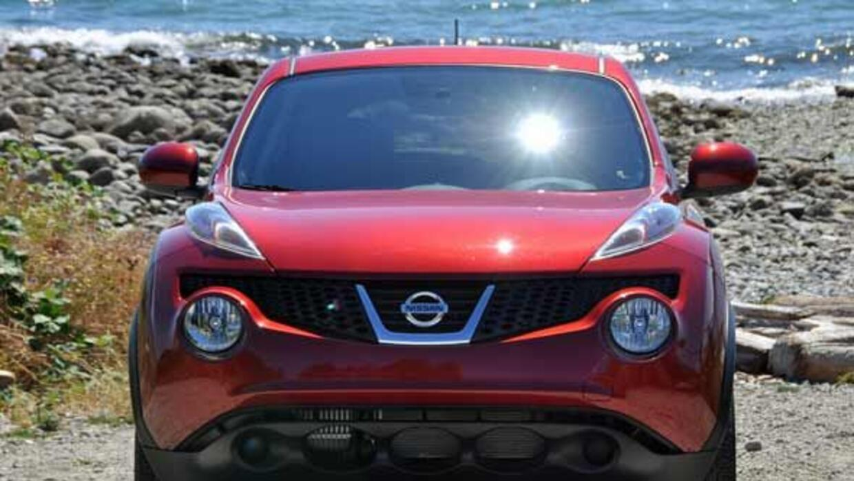 El Juke es un auto que en cuanto a diseño amas u odias... nosotros lo am...