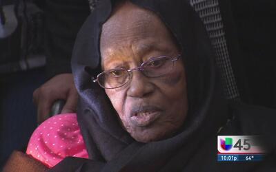 Anciana de 95 años narra el brutal asalto del que fue víctima