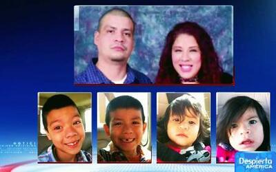 Aparecen 4 menores secuestrados por sus propios padres