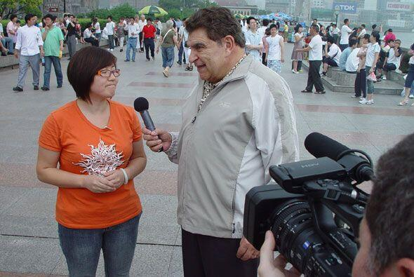 El Don entrevistó a la gente en las calles para conocer a fondo l...