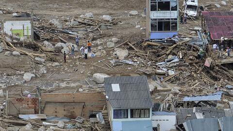 Gobierno de Colombia declara emergencia económica, social y ambiental tr...
