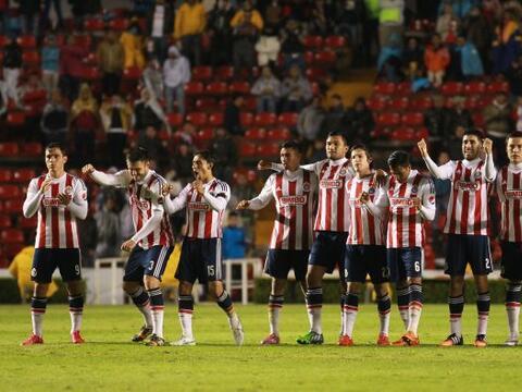Las Chivas de Gualadajara se han convertido en el equipo que más...