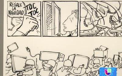Caricatura desata ira del presidente de Ecuador