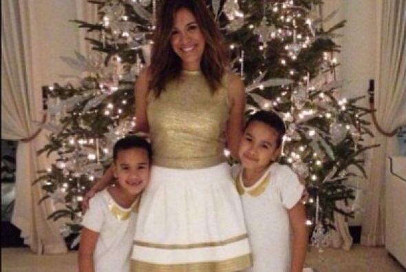Sus pequeñas Antonella y Michaella tenían muchos deseos de...