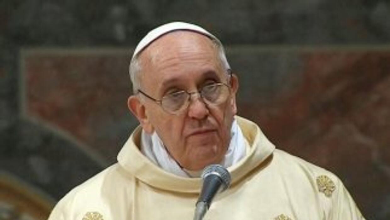 El papa Francisco 'tiende puentes de reforma'