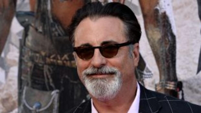 Andy García.