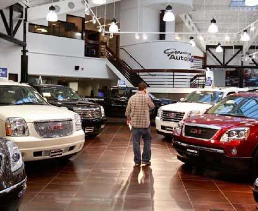 General MotorsTras su reestructuración, este gigante de Detroit busca at...