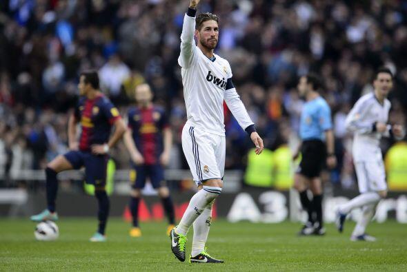 El Barcelona se rendía nuevamnete al Madrid, después perdería el control...