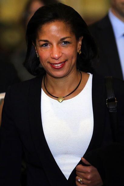 Ante esas acusaciones, Rice tuvo que dejar sus aspiraciones a ser consid...