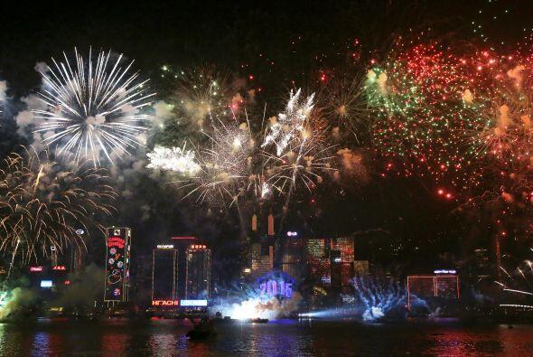 Australia, Nueva Zelanda, Hong Kong y Japón ya celebraron al m&aa...