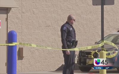 Policia de Conroe disparó contra presunto ladrón