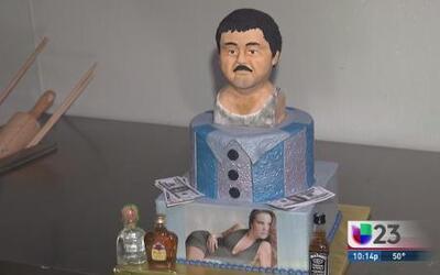 Pasteles de 'El Chapo' en Dallas