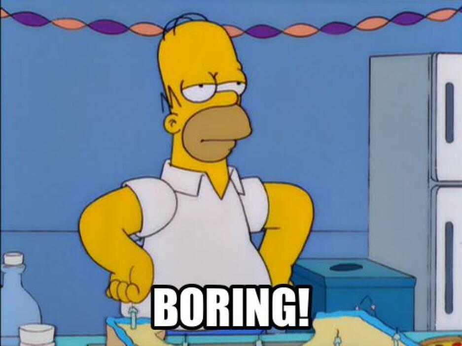 Homero Simpson también tuvo su opinión. Todo sobre el Mundial de Brasil...