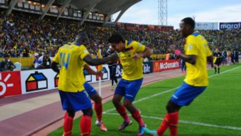 Selección deEcuador.